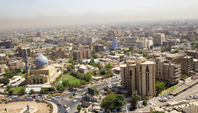 Baghdad is the capital of Iraq and the second largest city in West Asia.